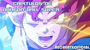 DRAGON BALL SUPER/ CAPS-SUB ESP