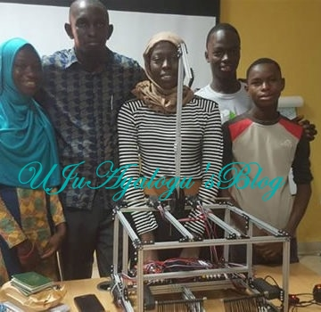 US denies visa to Gambian school robotics team