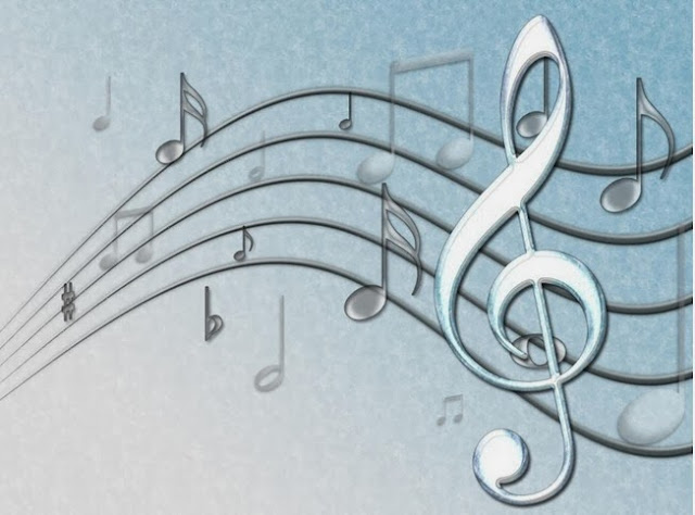 Desktop Music note Background