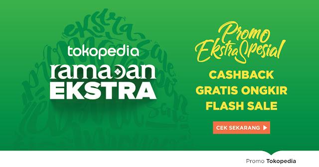Tips Belanja Online Hemat Selama Bulan Ramadan di Tokopedia ala Zarlinda