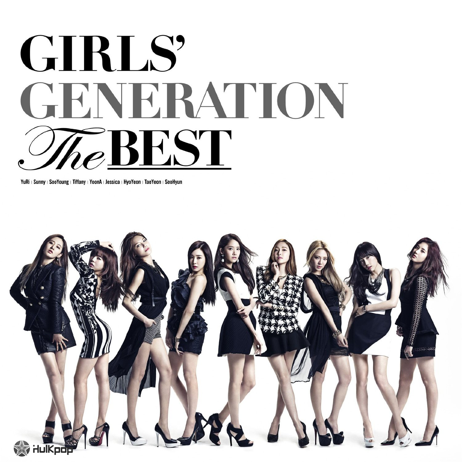 Girls' Generation – The Best (Japan Version) (Limited Complete Edition) (FLAC)