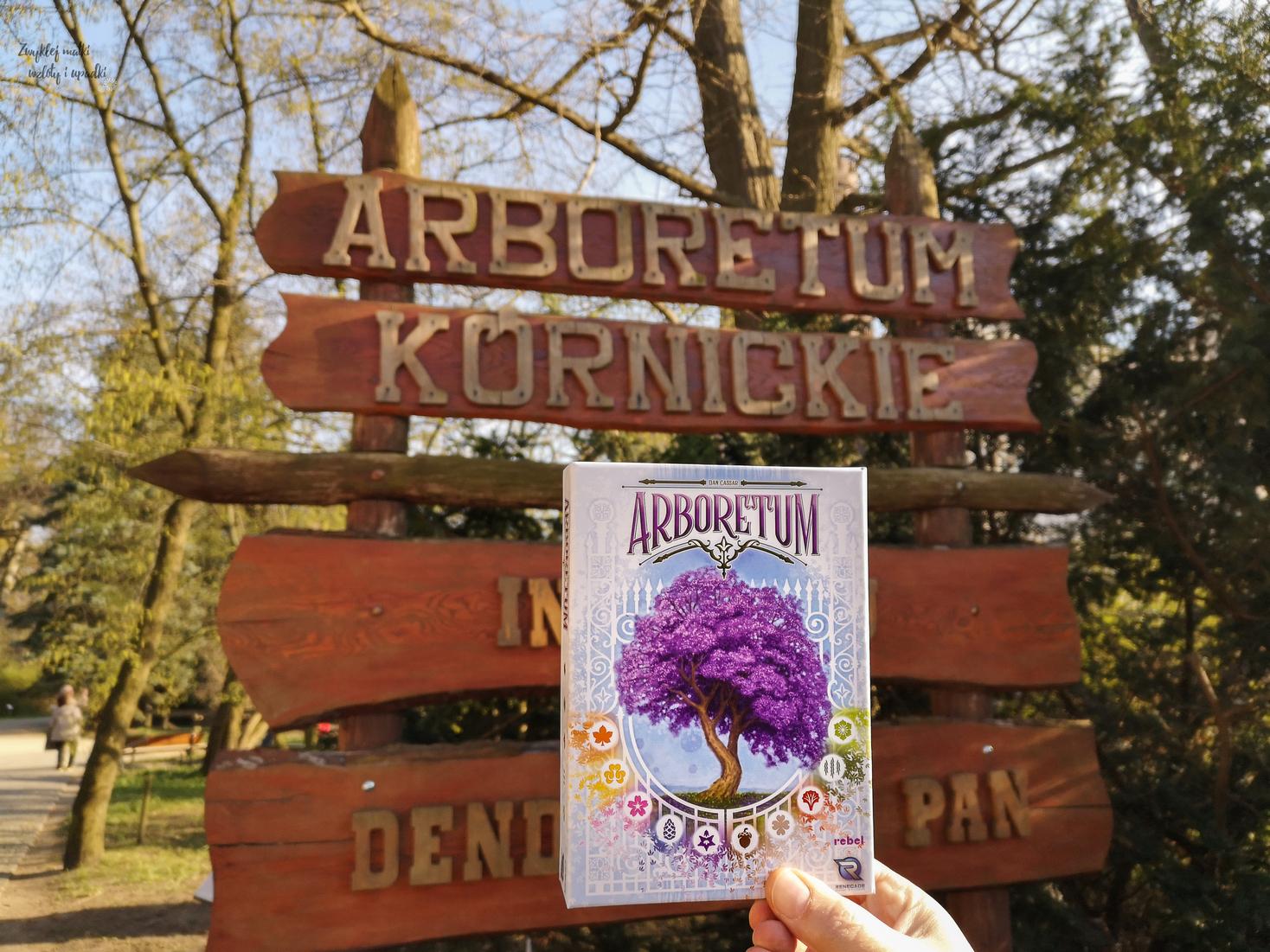 Arboretum, czyli gra w ogród