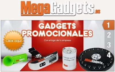 Mega Gadgets, tienda online de objetos curiosos