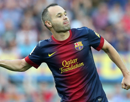 Andres Iniesta confirms departure from Barcelona at the end of this season
