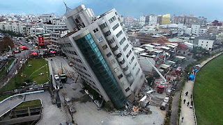 Taiwan earthquake death toll rises to 10