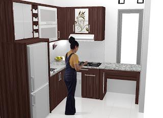 Desain Interior Rumah Terbaru