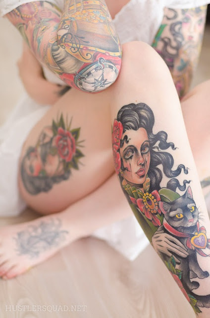 [TEXTO] Qual tipo de mulher você gosta? Belas-tatuadas-2