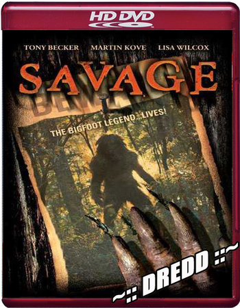Savage (2011) Dual Audio Hindi 480p DVDRip x264 300MB Full Movie Download