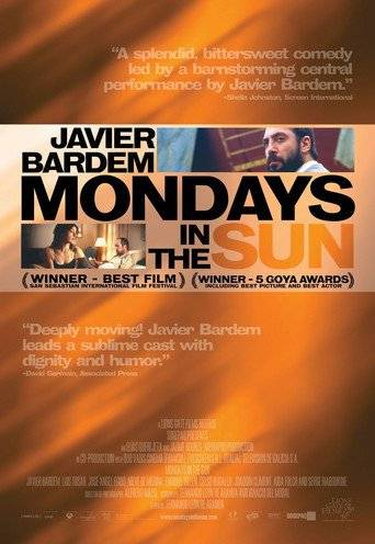 Mondays in the Sun (2002) ταινιες online seires oipeirates greek subs