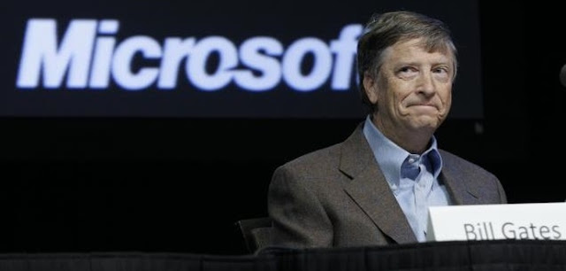 Microsoft Bill Gate