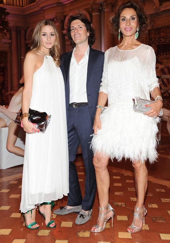 Nati Abascal in New York Fashion Week