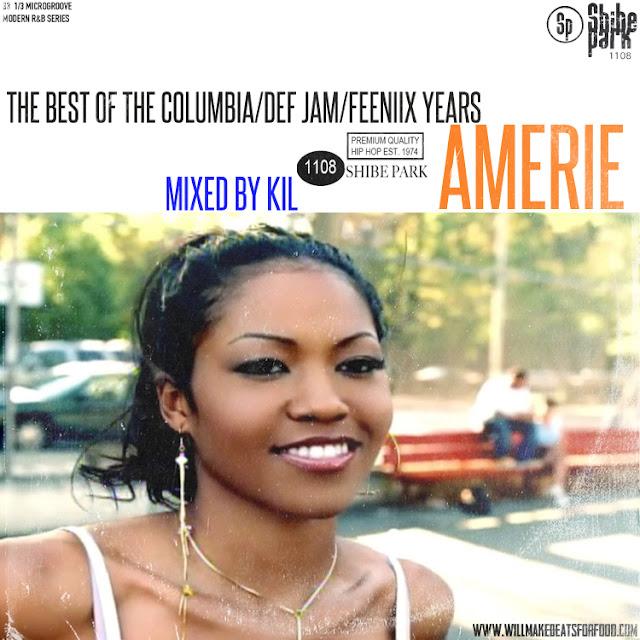 The Columbia/Def Jam/Feeniix Years with Amerie