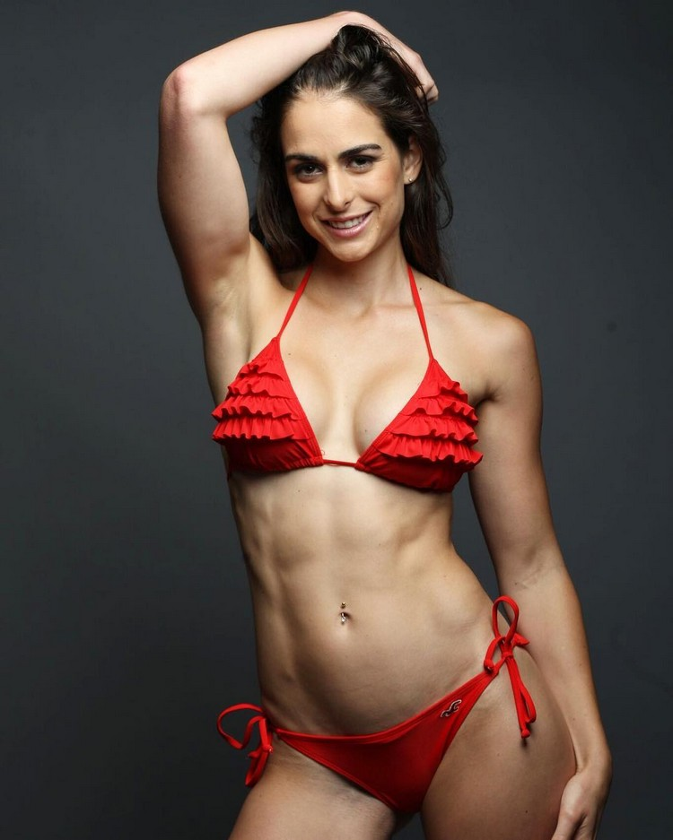 Stephanie Sequeira Fitness model photoshoot
