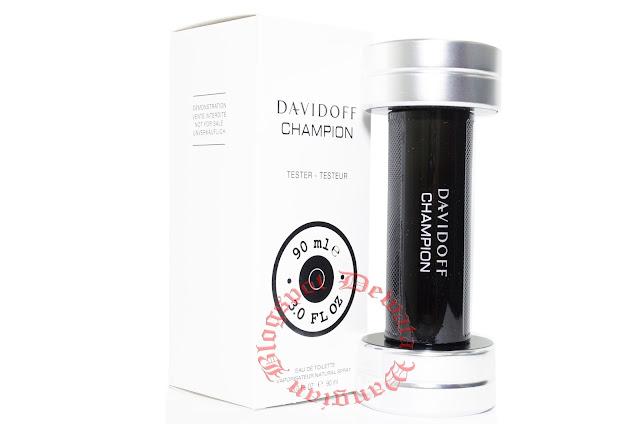 Davidoff Champion Tester Perfume