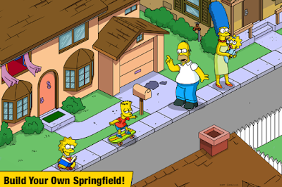 the simpsons tapped out mod apk offline,