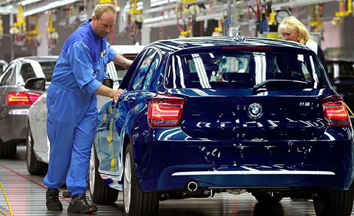 BMW exige a sus proveedores calidad y estrategia de negocio. (Foto: BMW)