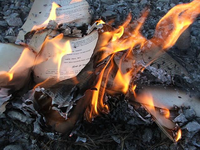 Дания: теперь можно публично сжигать Библию и Коран