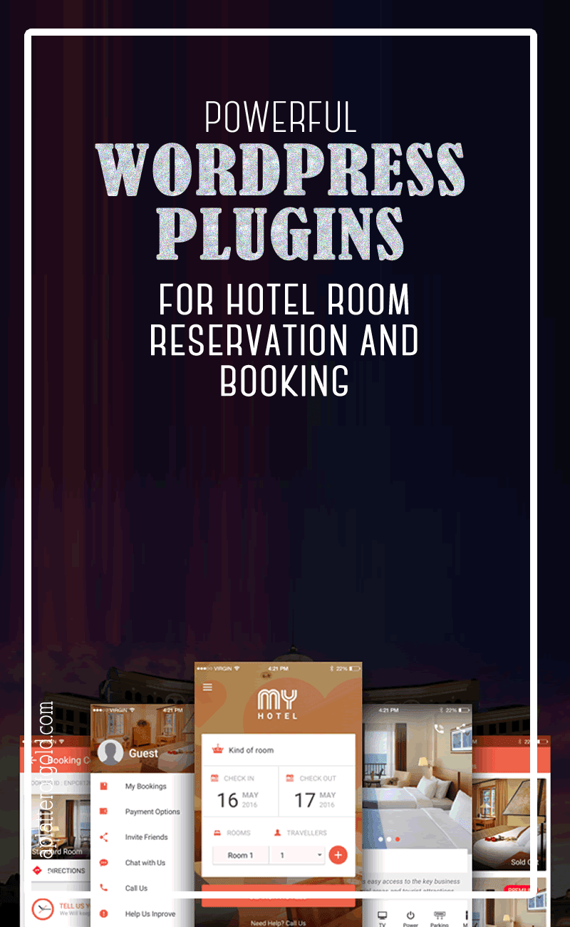 Best WordPress Plugins For Hotel Room Reservation And Booking