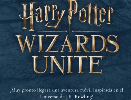 Juego de Harry Potter con Realidad Aumentada (RA)
