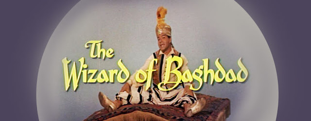 The Wizard of Baghdad 1960 movieloversreviews.filminspector.com