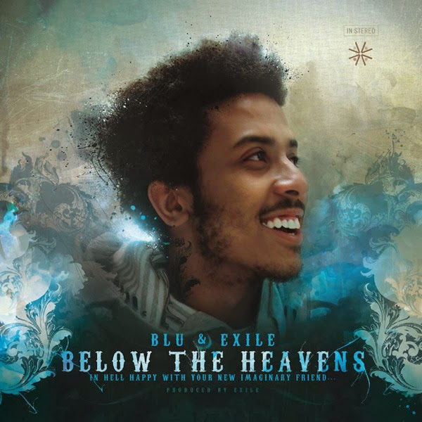 Blu & Exile - Below the Heavens Cover