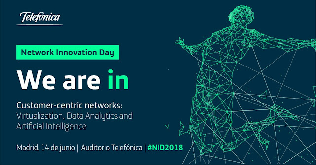 Do not miss what happened at NID 2018:  WE ARE IN