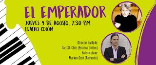 EL EMPERADOR: Sinfonica Nacional 2