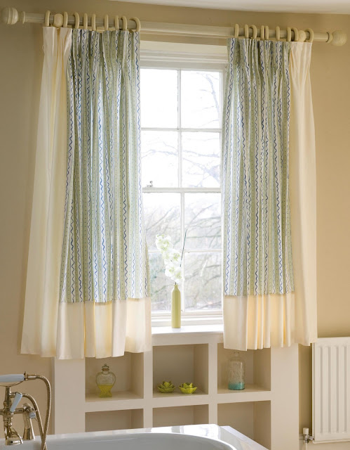 Make Curtains without Sewing