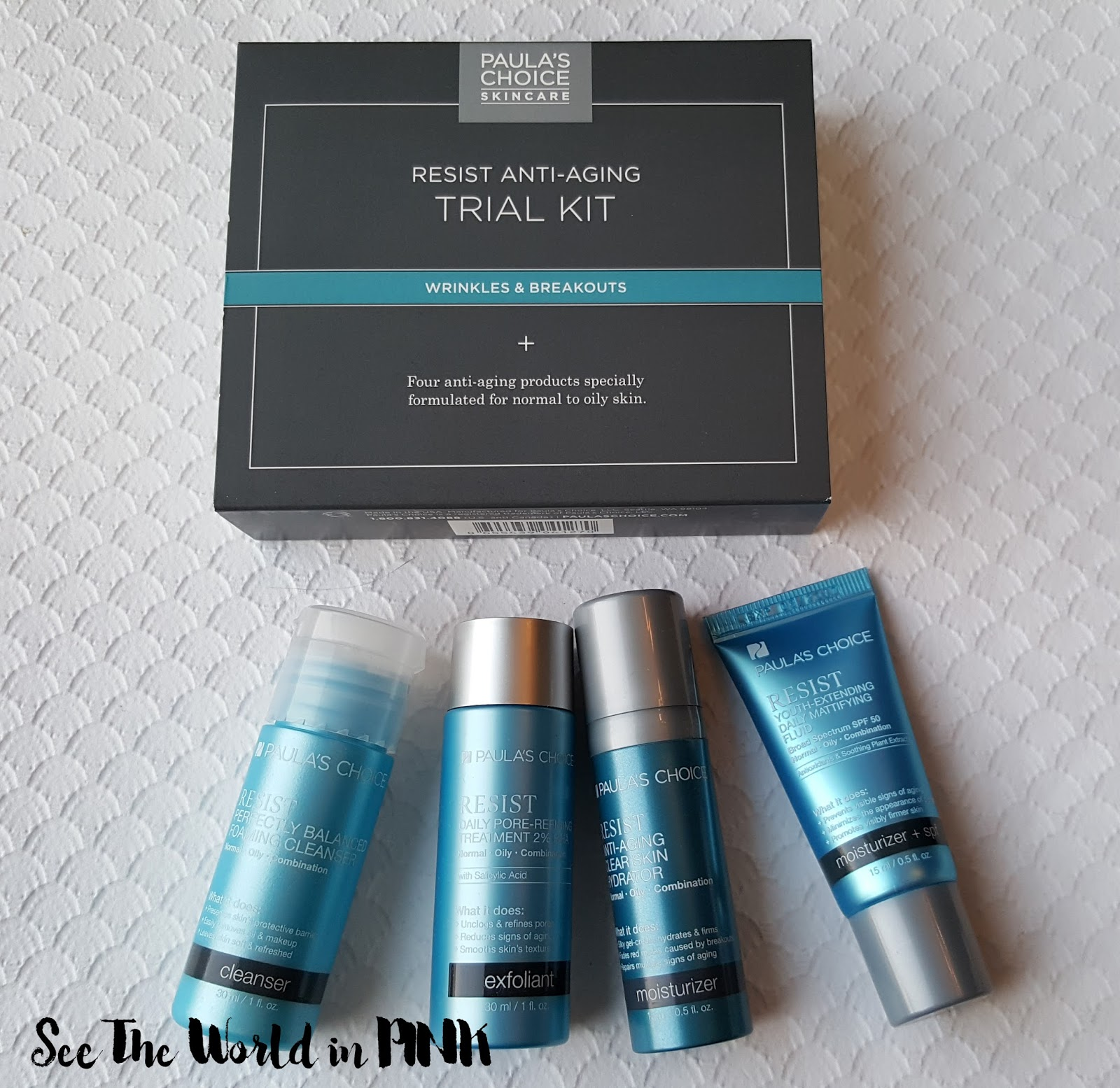 Paula's Choice Resist Anti-Aging Trial Kit