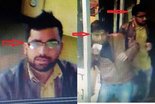 इन बदमाशों ने अभी अभी लूटा 33 किलो सोना, CIA नें जारी किये CCTV फुटेज, शेयर कर पकड़वाएं