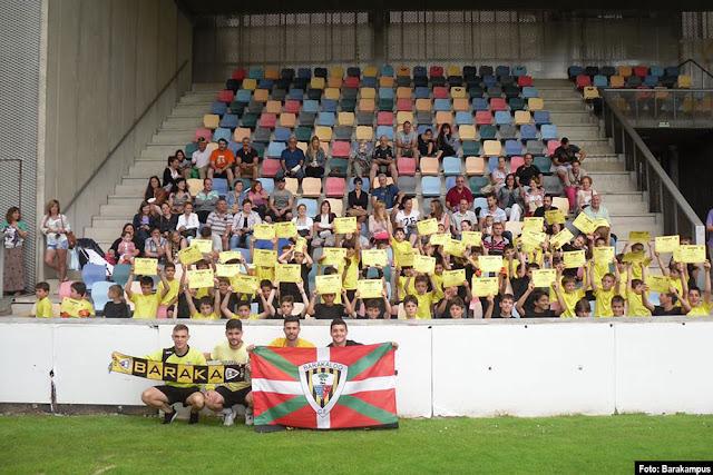 Participantes en el Barakampus
