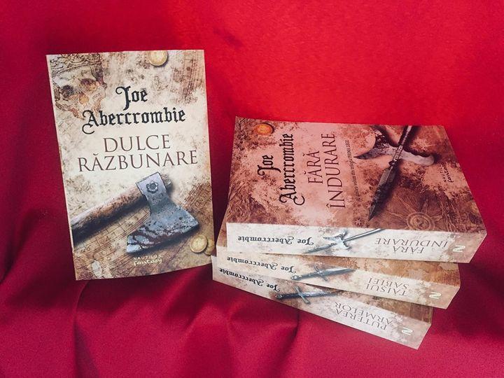 Dulce răzbunare de Joe Abercrombie – recenzie
