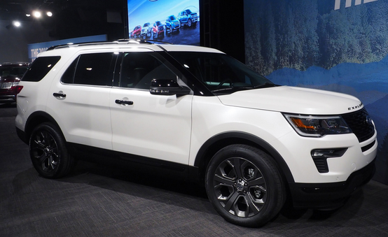 2020 Ford Explorer Release, Price
