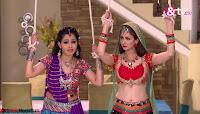 Soumya Tondon aka Bhabhiji in Beautiful Red Ghagra Choli ~  Exclusive Galleries 011.jpg