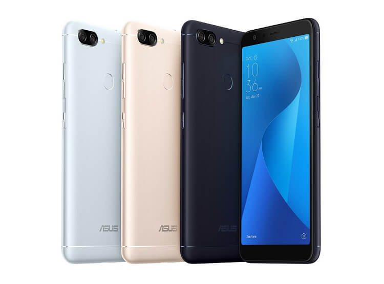 ASUS ZenFone Max Plus and ZenFone Max M1 Now More Affordable