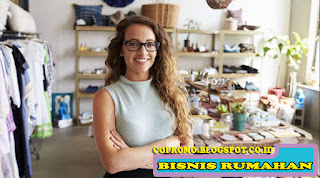Jualan Menguntungkan Bisnis Rumahan