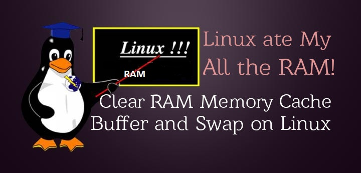 Java Tutorials Views: How to Clear RAM Memory Cache, Buffer and Swap