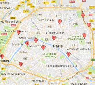 Paris Metro Map 2016.Murder Is Everywhere Ghost Metro Stations In Paris