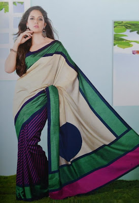 Peacock Silk Sarees Collection