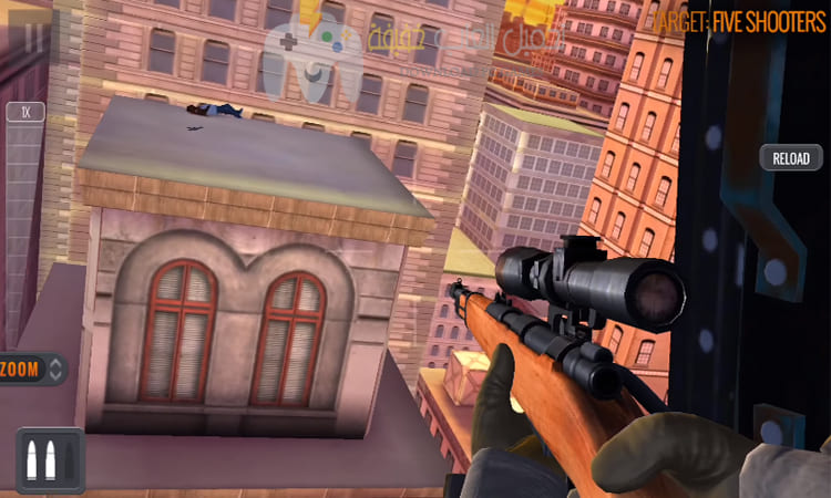 تحميل لعبة Sniper 3D Assassin برابط مباشر