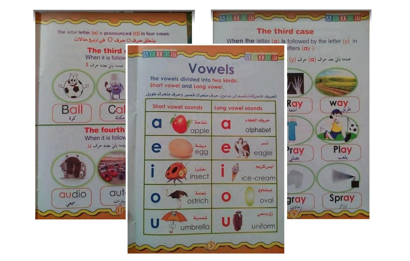 تحميل كتاب تعليم اللغة الإنجليزية للأطفال Pdf مجانا