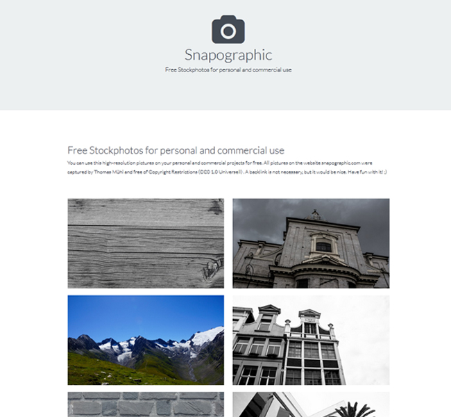 snapographic-free-stock-sites Great List of Awesome Free Stock Photos Websites for Web Designers Tutorial