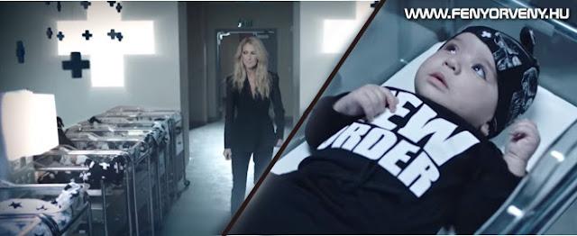 Celine Dion gendersemleges New (World) Ordert hirdető reklámja