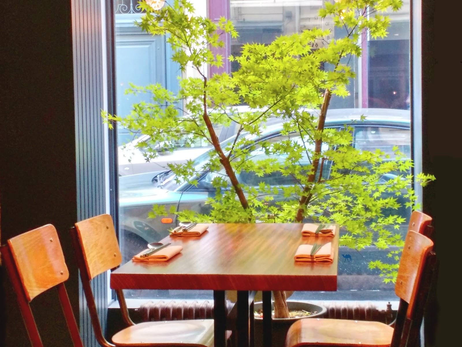 Le Chameau Bleu - Blog Gastronomie et Voyage  Bistrot coréen Mee - Restaurant Coréen Paris