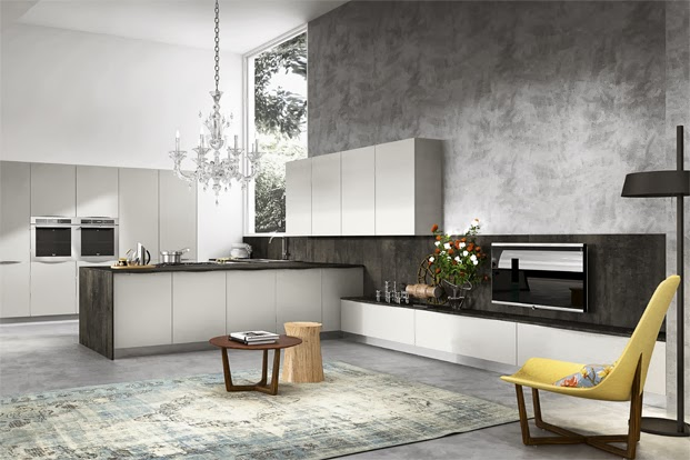 dise o con pen nsula una alternativa muy pr ctica cocinas con estilo. Black Bedroom Furniture Sets. Home Design Ideas