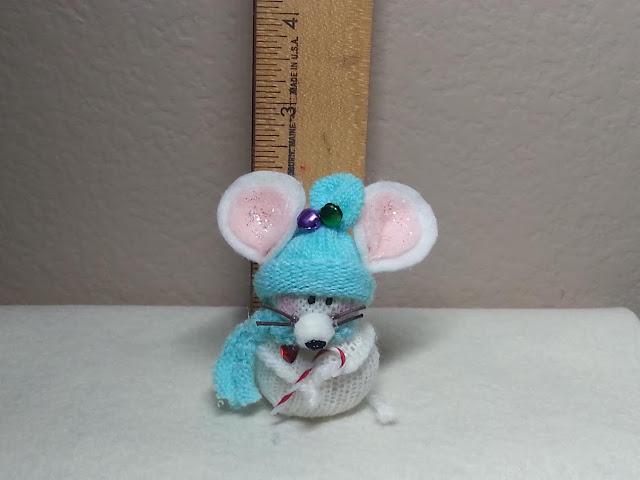 Diy Adorable No Sew Miniature Mouse Made W Stretchy