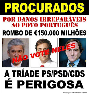 Políticos criminosos