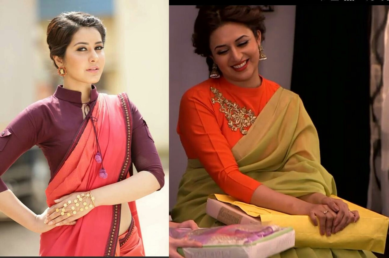 Latest Formal Blouse Designs For Professional Look In Office Wear