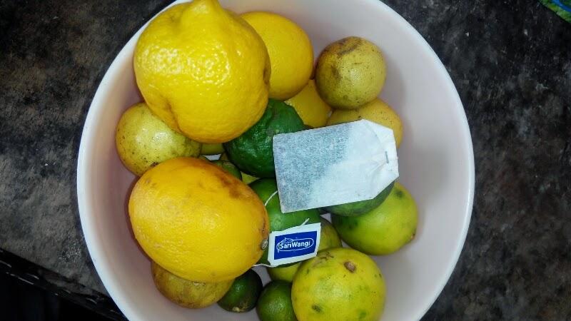 Aneka Resep dan Cara Mengolah Jeruk Nipis Untuk Diet