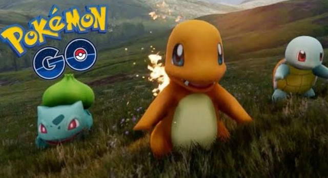 تحميل لعبة بوكيمون جو pokemon go